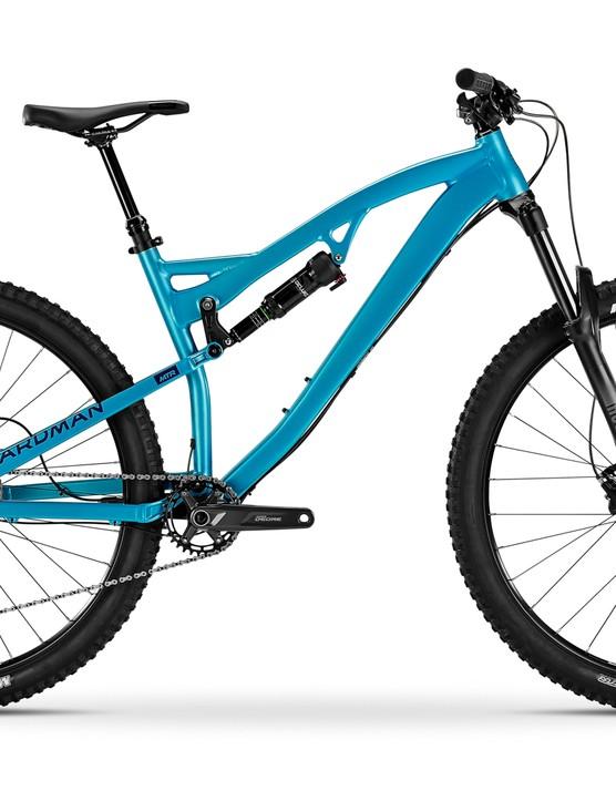 Boardman MTR 8.8 Women's full-suspension mountain bike