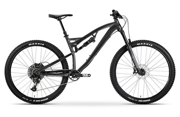 Boardman MTR 8.9 full-suspension mountain bike