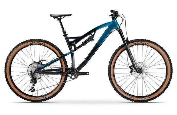 Boardman MTR 9.0 full-suspension mountain bike