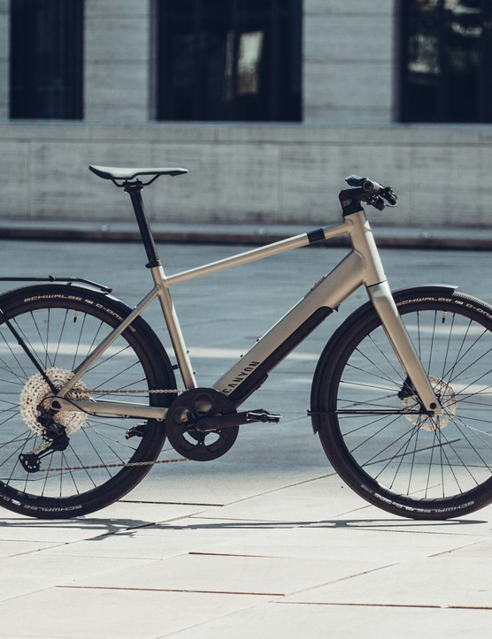 Canyon Commuter:On