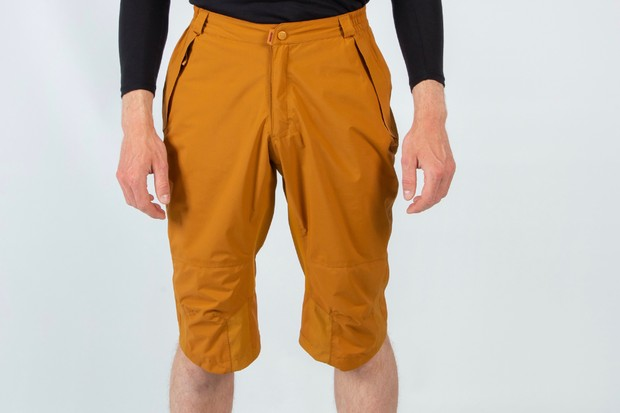 Waterproof shorts from Endura.