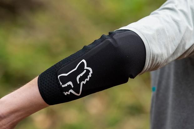 Fox Enduro Sleeve elbow pads for mountain biking