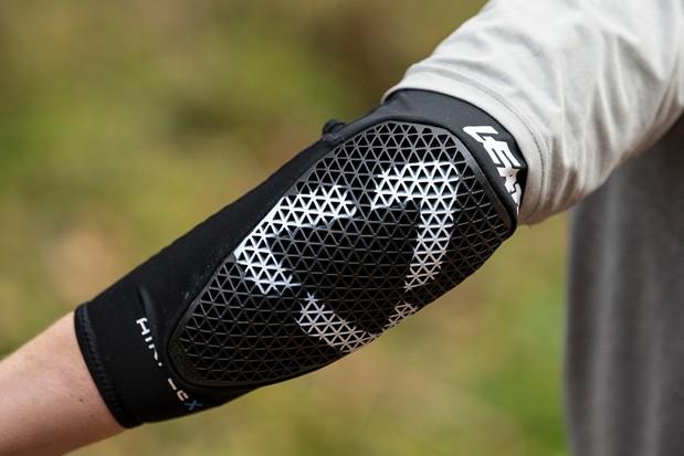 Leatt AirFlex elbow pads for mountain biking