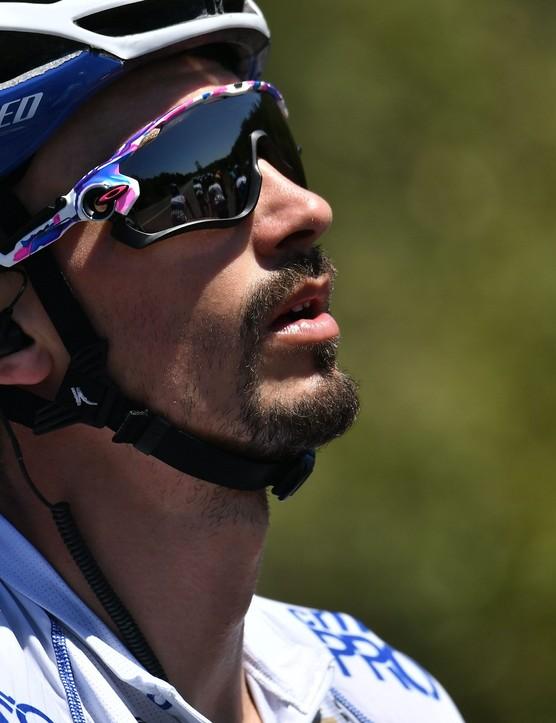 Julian Alaphilippe, Oakley sunglasses, Tour de France 2020