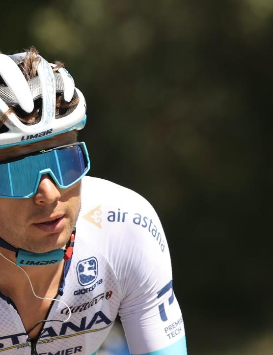 Alexey Lutsenko, Just sunglasses, 2020 Tour de France