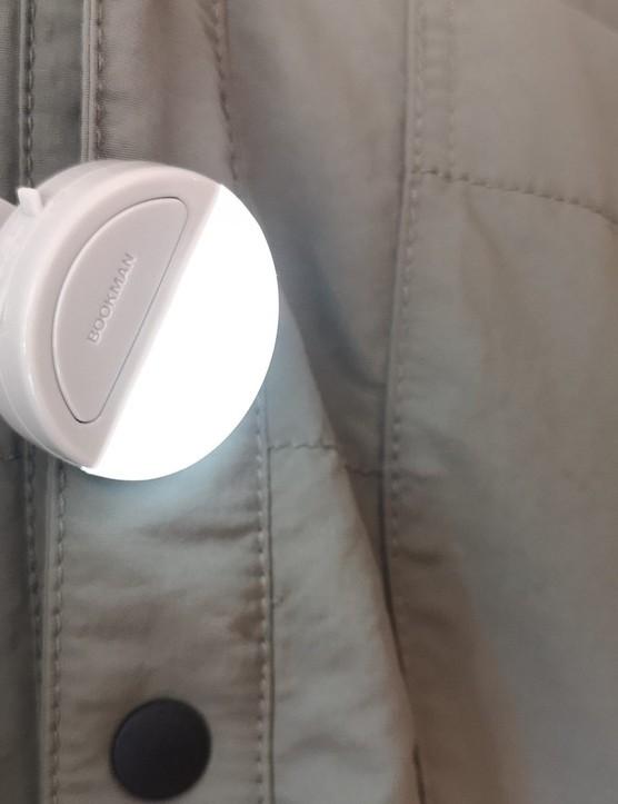 Bookman Eclipse light