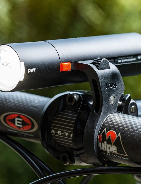 Knog PWR Road front light for road cycling