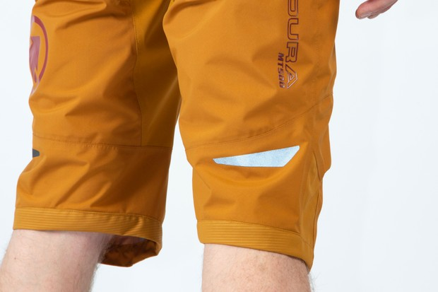 Endura waterproof shorts