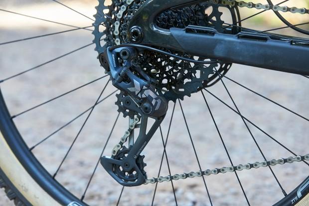 Propain Spindrift all-mountain mountain bike