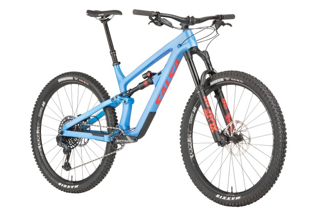 Salsa Blackthorn Carbon GX Eagle all-mountain bike