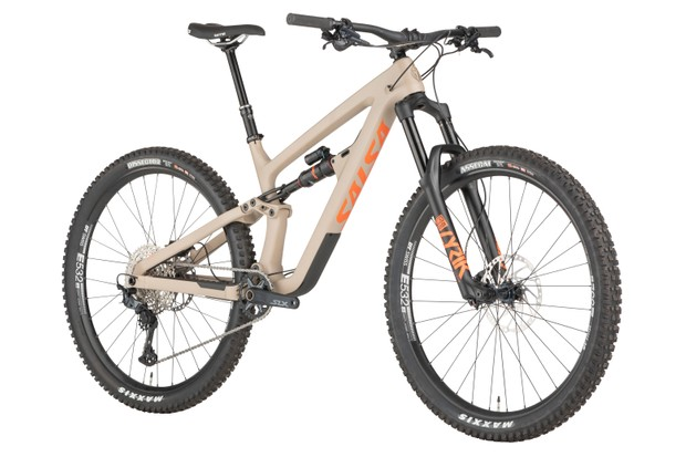 Salsa Blackthorn Carbon SLX all-mountain bike