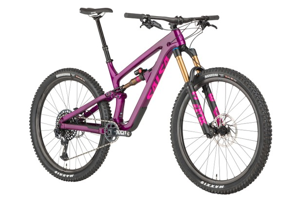 Salsa Blackthorn Carbon X01 Eagle all-mountain bike