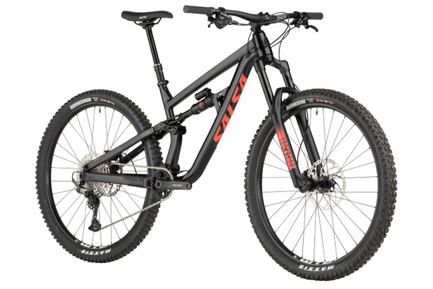 Salsa Blackthorn Deore all-mountain bike
