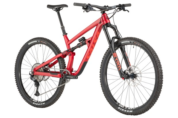 Salsa Blackthorn SLX all-mountain bike