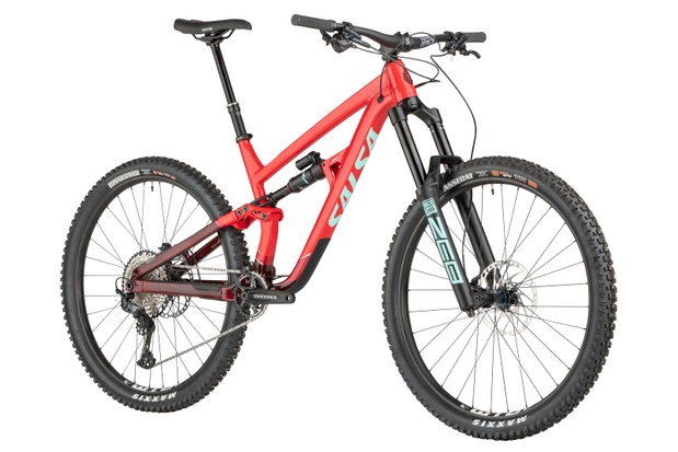 Salsa Cassidy SLX enduro mountain bike