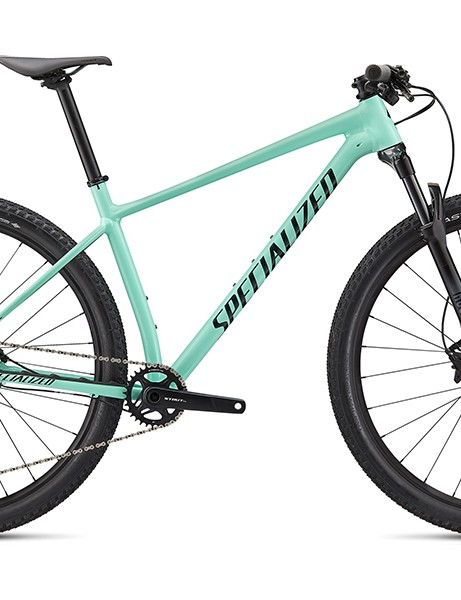 2021 Specialized Chisel Base forest green