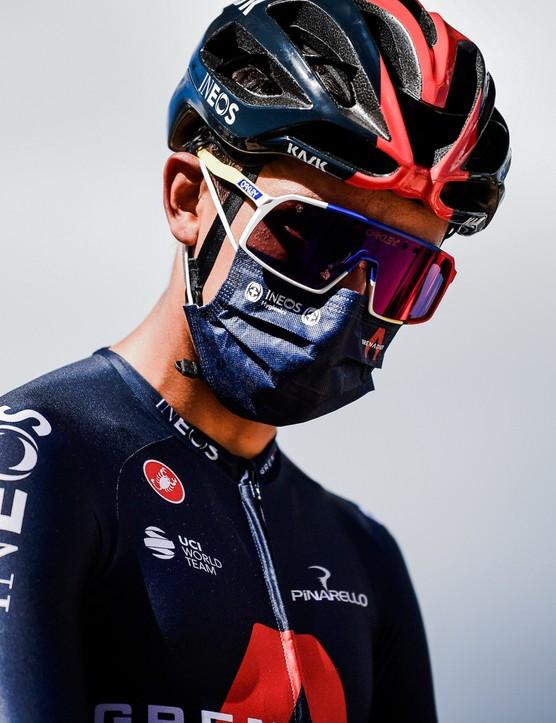 Tour de France Stage 3, Egan Bernal, Oakley sunglasses