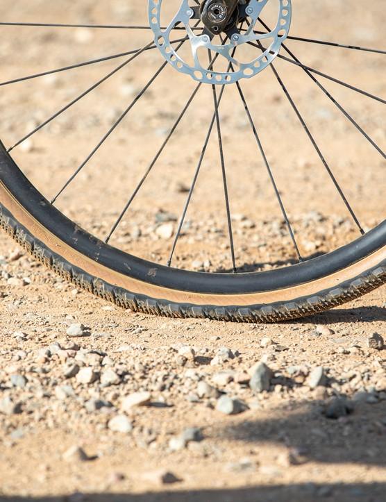Teravail Washburn gravel tyre