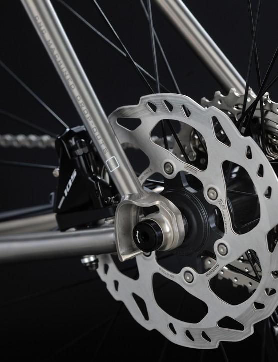 Van Nicholas Ventus disc brake rotor