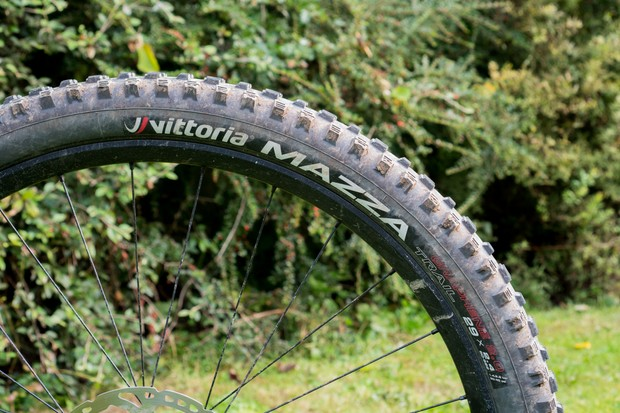 Vittoria Mazza Graphene 2.0 4C mountain bike tyre