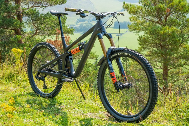 Yeti SB165 enduro mountain bike