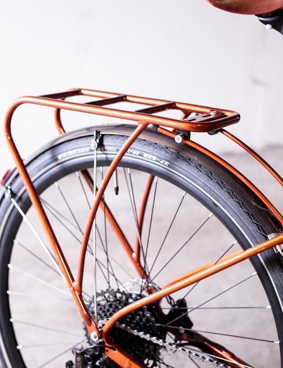 Ribble Hybrid AL e pannier rack