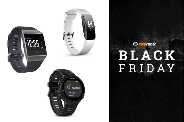 Black Friday Smartwatch Deals 2020 20 Off The Garmin Instinct Solar Bikeradar