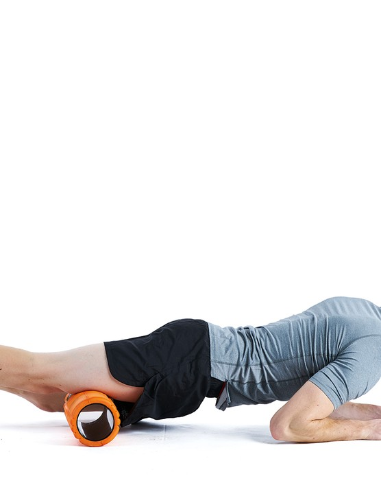Foam rolling - An exercise to strengthen your back