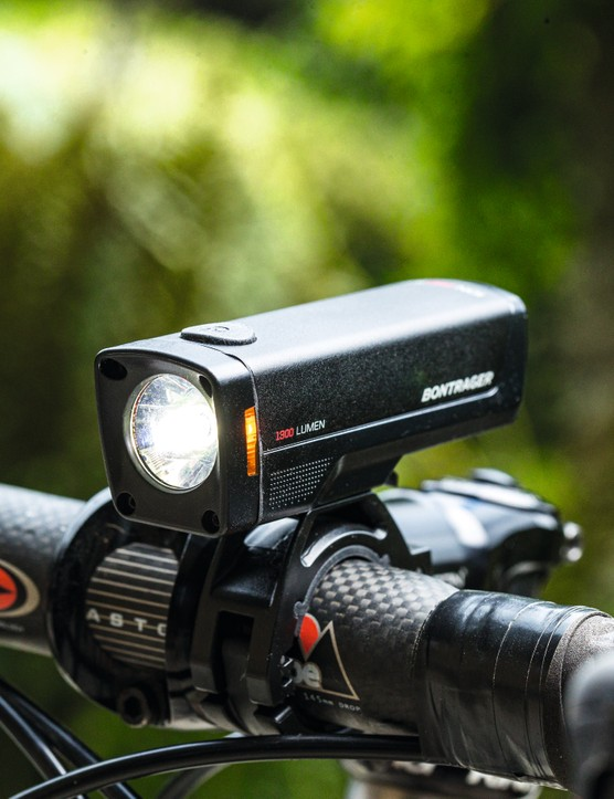 Bontrager Ion PRO RT road bike headlight
