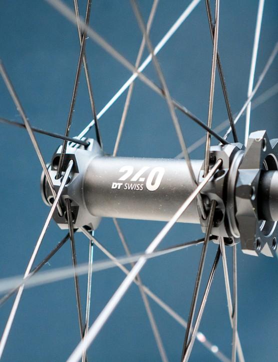 DT Swiss EXC 1501 mountain bike enduro wheels