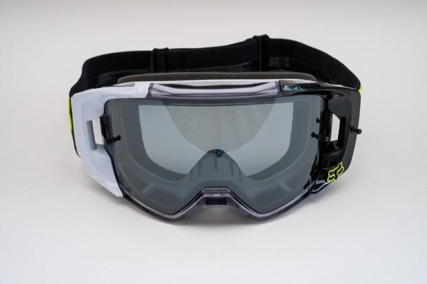 Fox Vue mountain bike goggles
