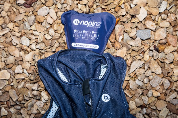 NoPinz SubZero Suit Ice Pack