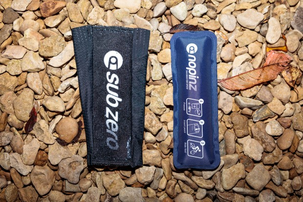NoPinz SubZero sweatbands