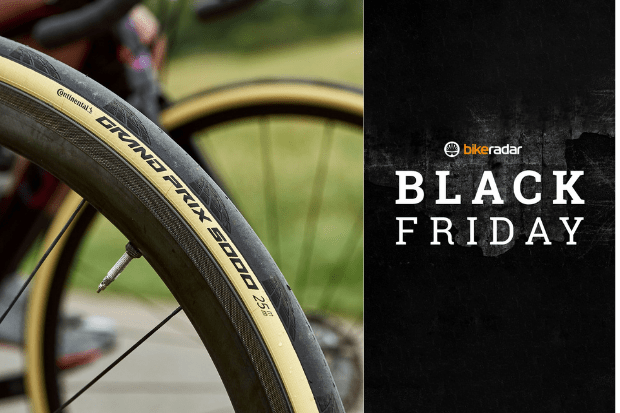 ProBikeKit's best Black Friday deals: Tan wall Continental GP5000 tyres for just $50 or £45