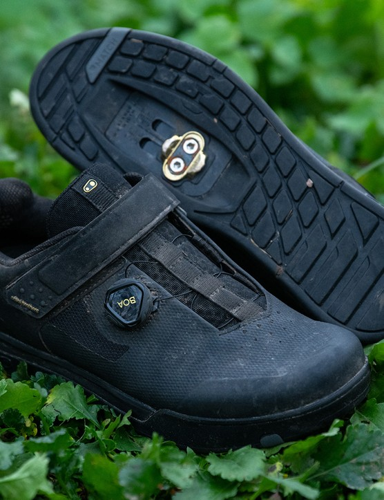 Crankbrothers' new Mallet mountain biking shoes are available in three different closure options