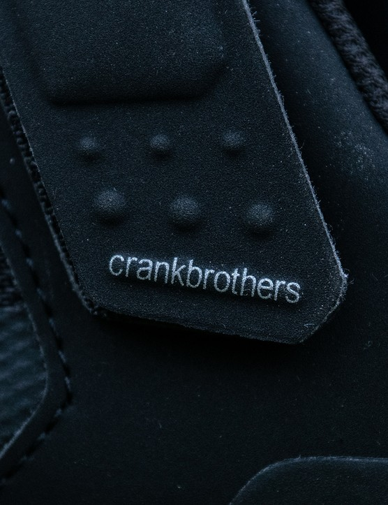 Crank Brothers new Mallet E mountain bike shoe with velcro strap