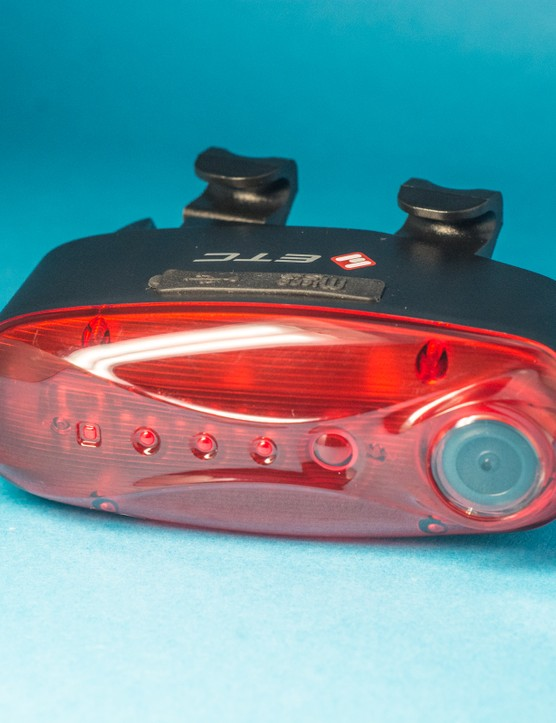 ETC Watchman rear light with camera