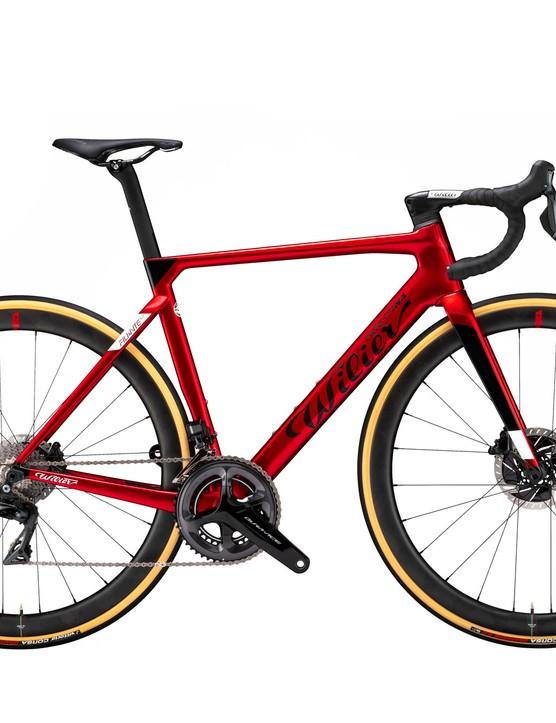Wilier Filante SLR red