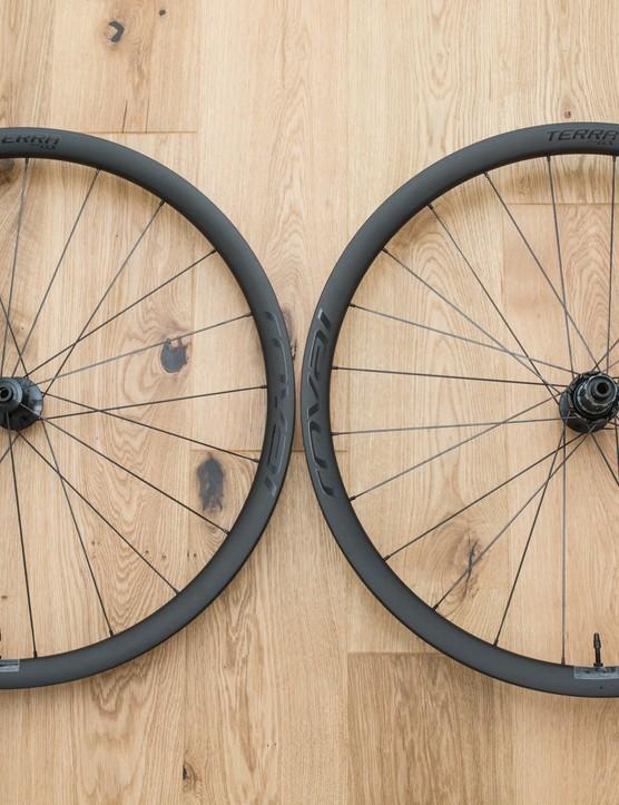 Roval Terra CLX wheelset