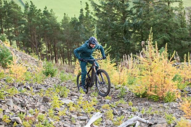 2021 Santa Cruz Bullit CC X01 RSV electric mountain bike