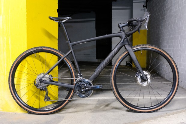 Specialized Diverge Comp Carbon review