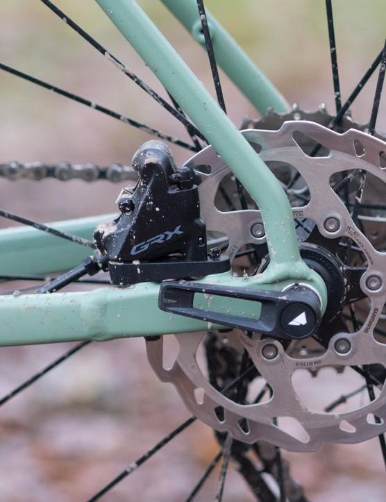 GRX rear brake