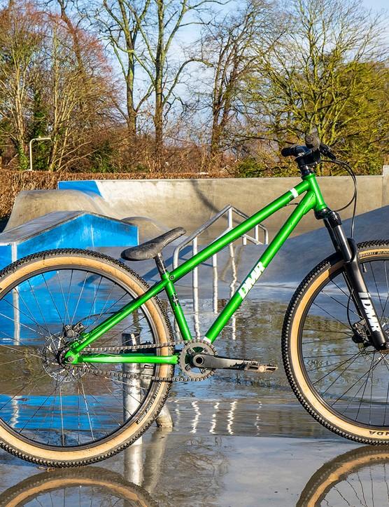 DMR Sect jump bike