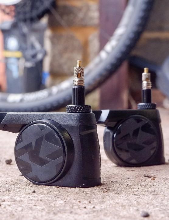 SKS Airspy tyre pressure monitor system
