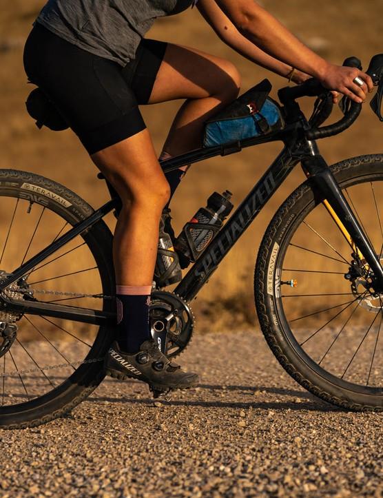 Bike with AG28 wheelset