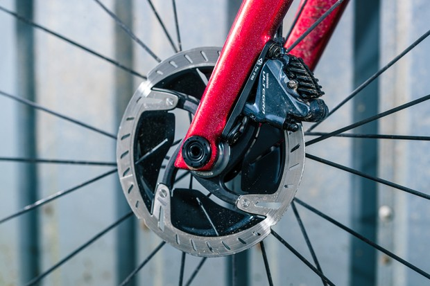 Dura-Ace front brake rotor