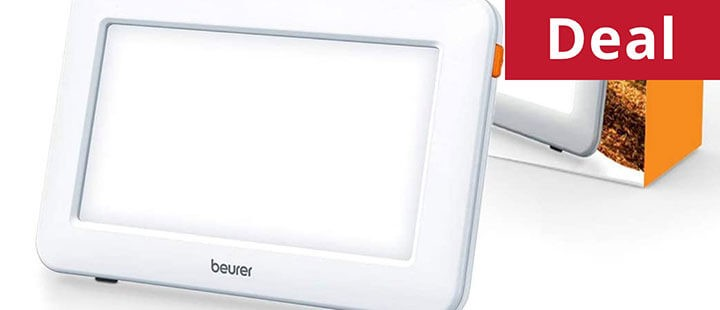Beurer Daylight Therapy Lamp TL 20