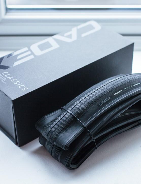 Cadex Classics Tubeless Tyres 700x28c