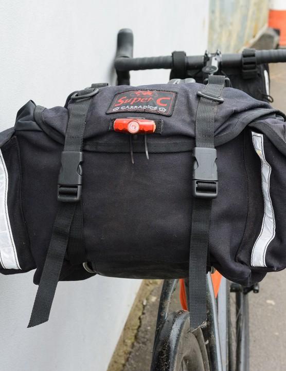 Jack Luke Horse for the Course Scottish bikepacking on Vitus Energie