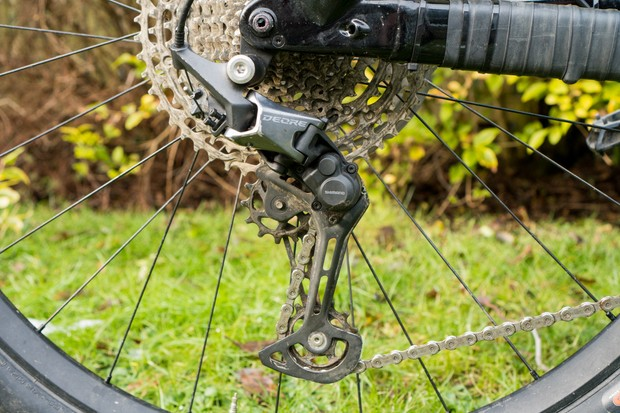 Shimano Deore M6100 mountain bike groupset
